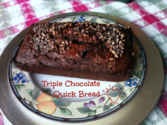 chocolate loaf 3a